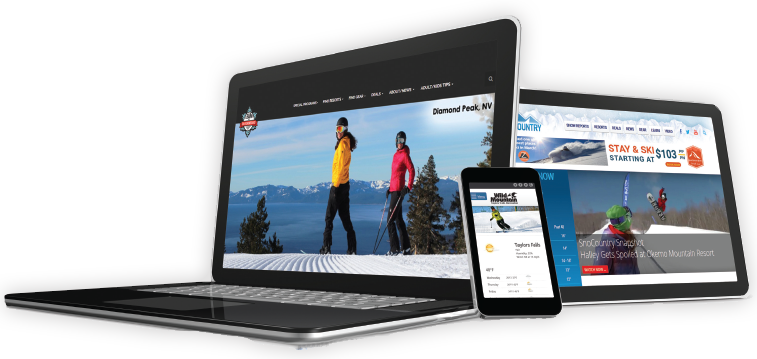 skiwebsitedesign